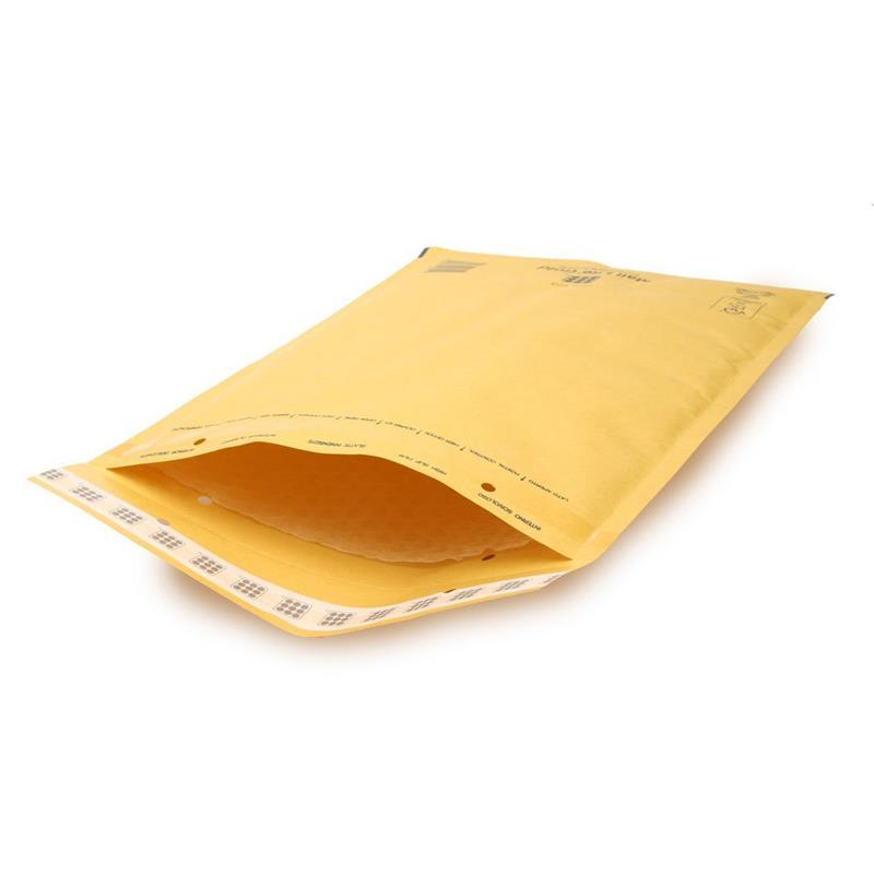 100x Luftpolstertasche Versandtasche Umschlag Gr/ö/ße D//4 200x270mm wei/ß DIN B5
