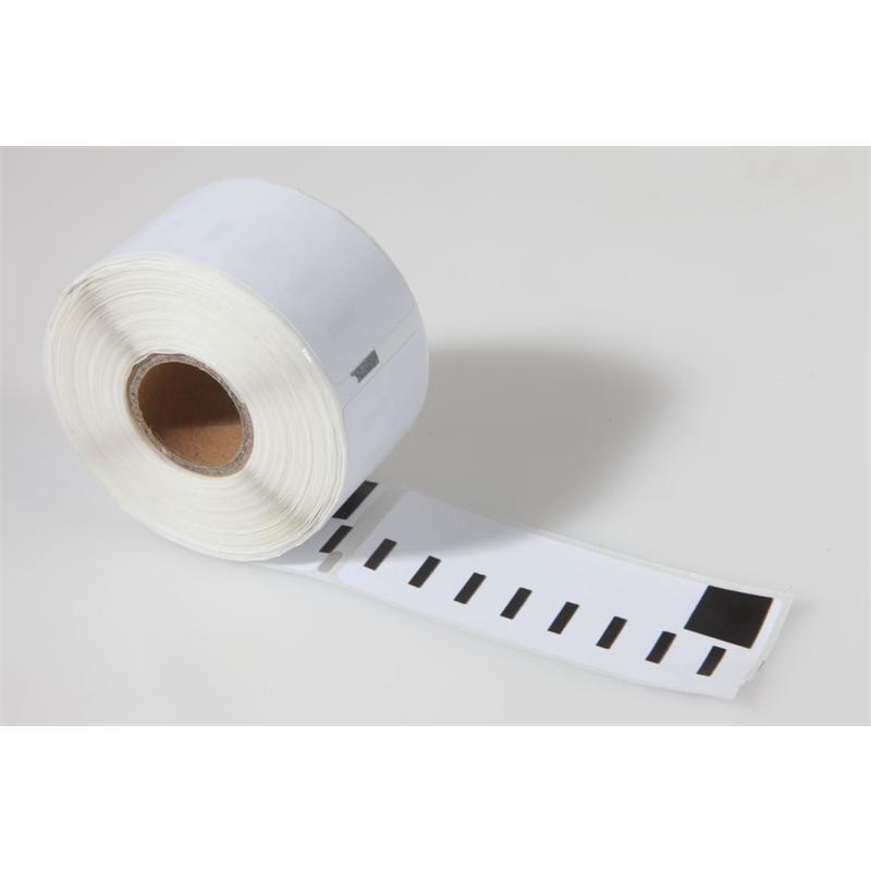 10x-Label-kompat-zu-Dymo-99012-36-x-89-mm-260-Label-Etiketten-pro-Rolle
