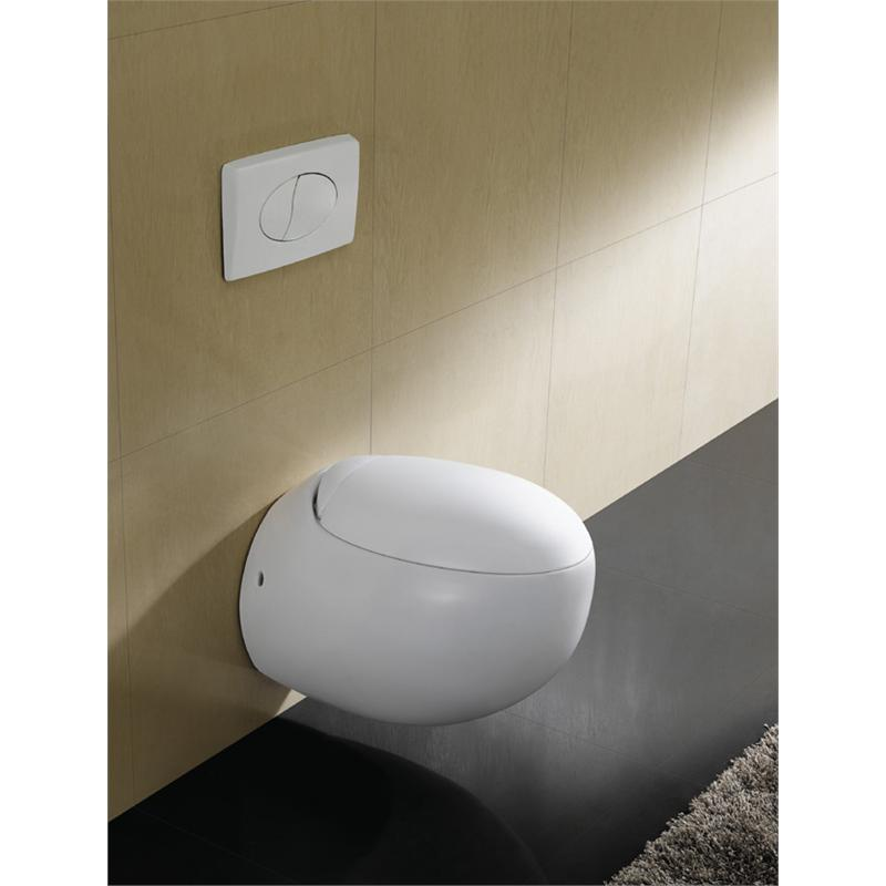 toilette kugel wellness design wc mit soft closing deckel ebay. Black Bedroom Furniture Sets. Home Design Ideas
